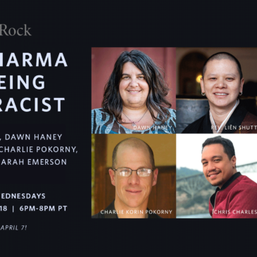 The Dharma of Being Anti-Racist