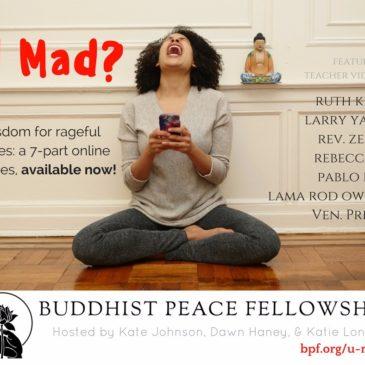 U Mad? Wisdom for Rageful Times